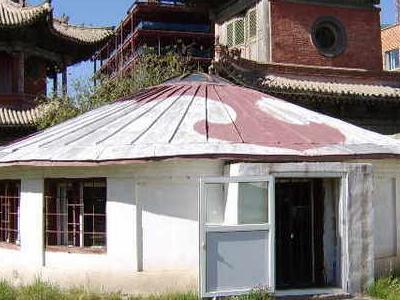 Mongolia  Ger Temple 0 1
