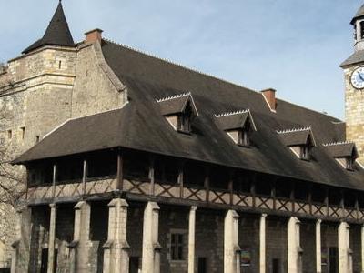 Le Chateau Des Ducs De Bourbon