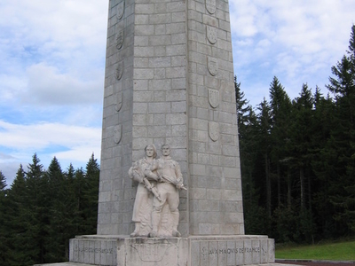 Memorial To The Resistance