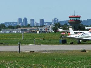 Montreal St. Hubert Airport