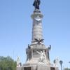 Monument To Benito Juárez