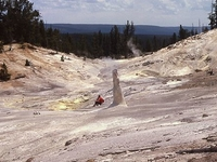 Monument Geyser