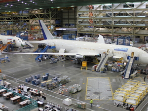 Morning Tour of Boeing Factory from Seattle Photos