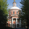 Trinity Church In The Pyatnitskoye Cemetery