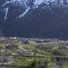 Mosjoen Town