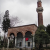 Mosque with the Spiral Minaret