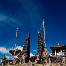 The Main Temple Of Besakih