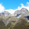 Mountains Between Te Anau & Milford Sound - Southland NZ