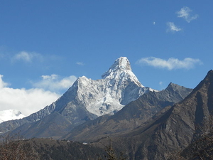 Ama Dablam Expedition 2014 Photos