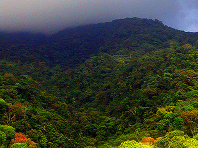 Mount Banahaw Hiking Trail - Luzon - Philippines