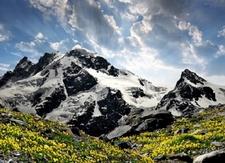 Mount Breithorn & Klein - Matterhorn Swiss Alps