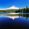 Mount Hood & Trillium Lake OR