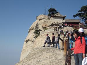 Full Day Mount Huashan Tour Photos