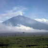 Mount Kerinci In Kerinci Seblat National Park