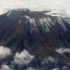 Mount Kilimanjaro From The Air