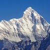 Mount Nanda Devi UT Indian Himalayas