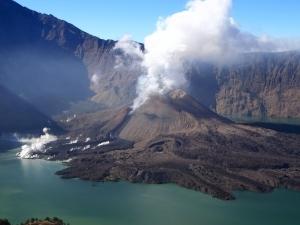 Mount Rinjani National Park
