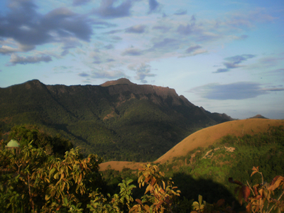 Mount Tapyas