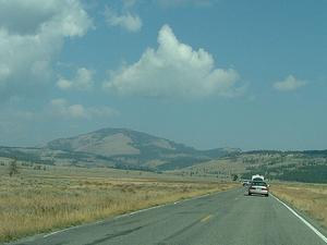 Gallatin Range