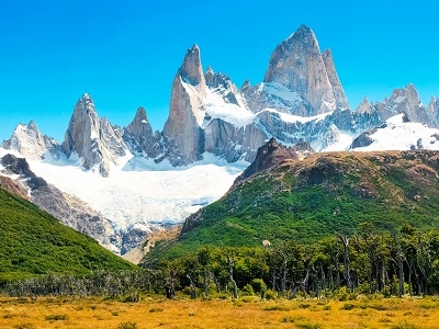Mt. Fitz Roy In Glaciers NP - Argentina