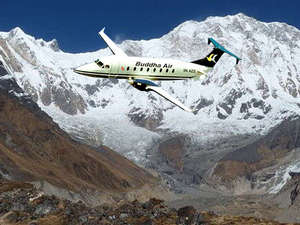 Everest Mountain Flight