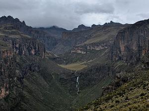 5 Days Mt Kenya Sirimon Route Photos