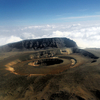 Mt. Kilimanjaro Summit Crater View