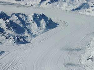 Mt McKinley Flightseeing Tour from Anchorage with Optional Glacier Landing Photos