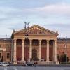 Mucsarnok Exhibition Hall - Budapest