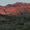 Muddy Mountains Sunset
