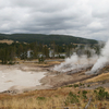 Mud Geyser - Yellowstone - USA