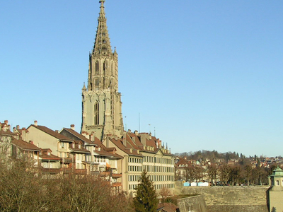Muenster Of Bern