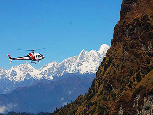 Muktinath Pilgrimage Trip by Helicopter Photos