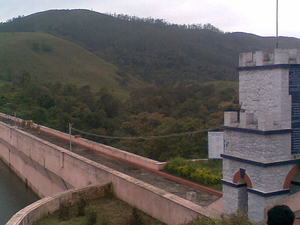 Mullaperiyar Presa