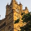 Mumbai CST Side View