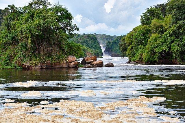 Flying Safari Uganda Photos