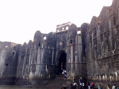 Murud-Janjira-Entrance