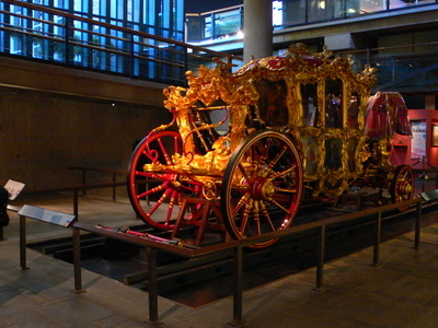 Museum Of London Interior Lord Mayors Coach