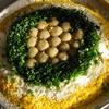 Mushroom Glade Salad - Ukraine