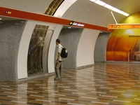 Keleti pályaudvar Metro Station