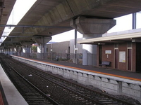 Macaulay Railway Station