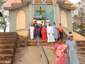 Saint Thomas Church Malayattoor