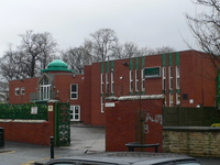 Manchester Central Mosque