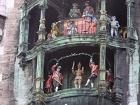 Rathaus Glockenspiel