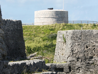 Castle Islands Fortifications