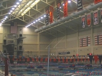 James E. Martin Aquatics Center