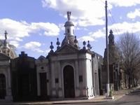 El cementerio de Chacarita