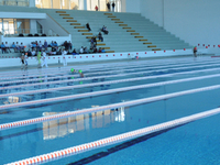 Mehmet Akif Ersoy Indoor Swimming Pool