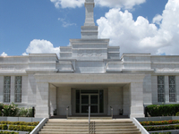 Merida Mexico Temple