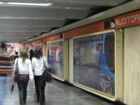 Metro Auditorio